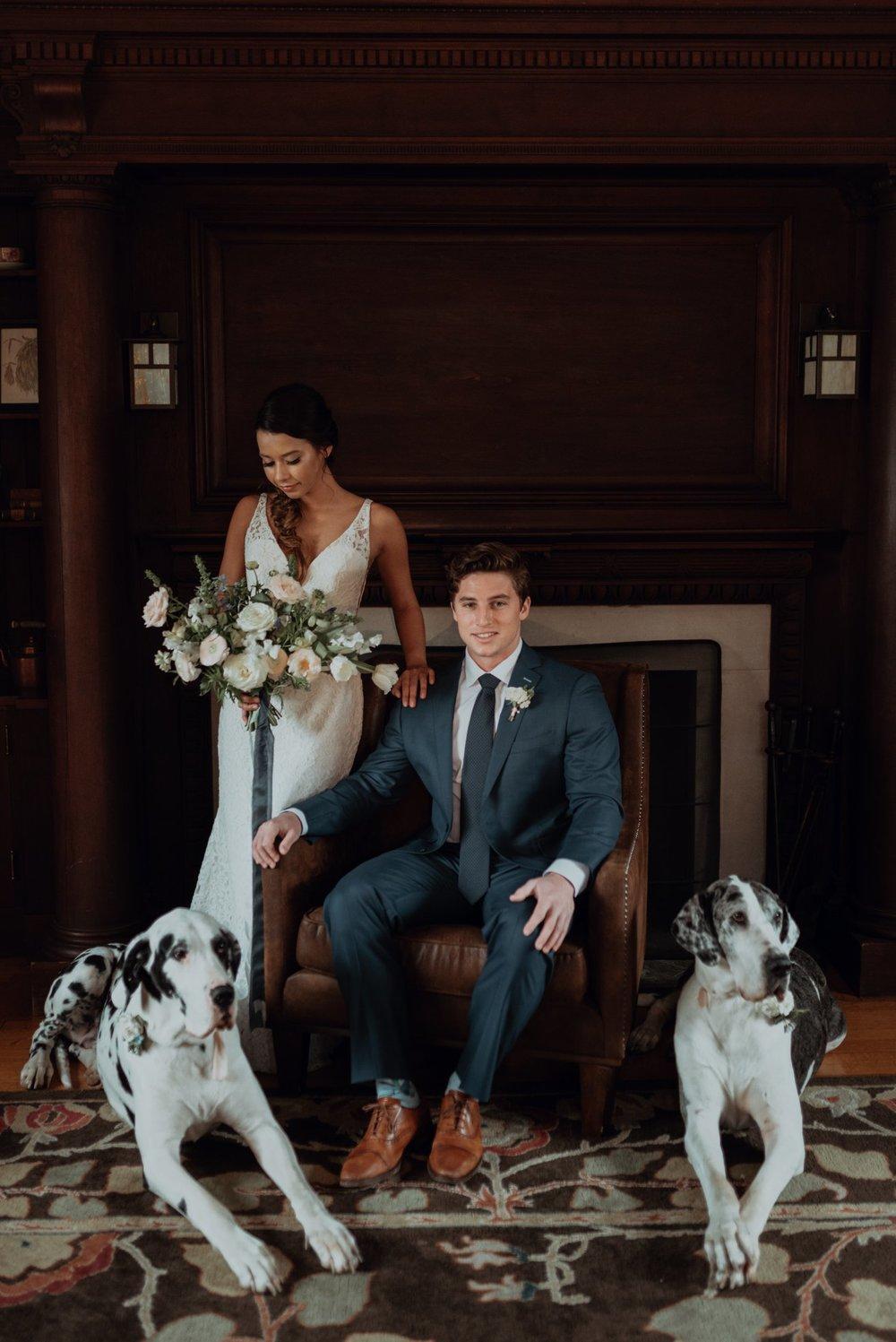 EDITORIAL - WILLOWDALE ESTATE WEDDING