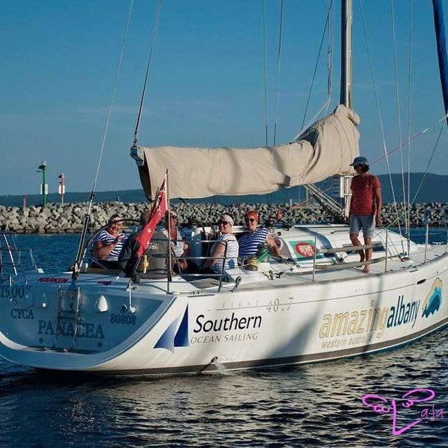 Southern Ocean Sailing