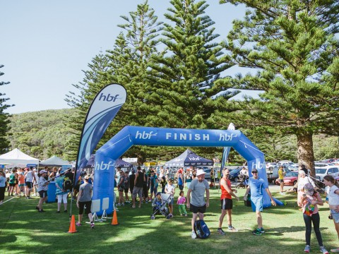 2018 HBF Australia Day Fun Run  Make a healthy start to your Australia Day celebrations by joining the 2018 HBF Albany Australia Day Fun Run, hosted by the Men's Resource Centre and supported by HBF.  It's a family friendly event and all proceeds promote the physical, mental and social wellbeing of men within the local and regional community.  An 8.2km Open Run starts at 9.00am, the 4.8km Fun Run and Walk starts at 9.15am.