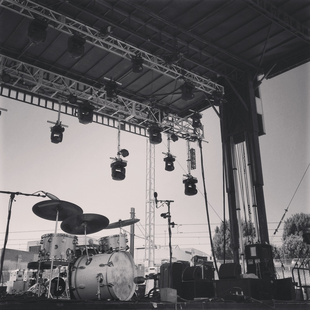 FYF Festival, LOS ANGELES, CALIFORNIA