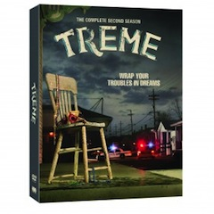 HBO 'Treme' Season 2    $59.99