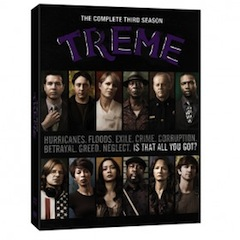 HBO 'Treme' Season 3      $39.98