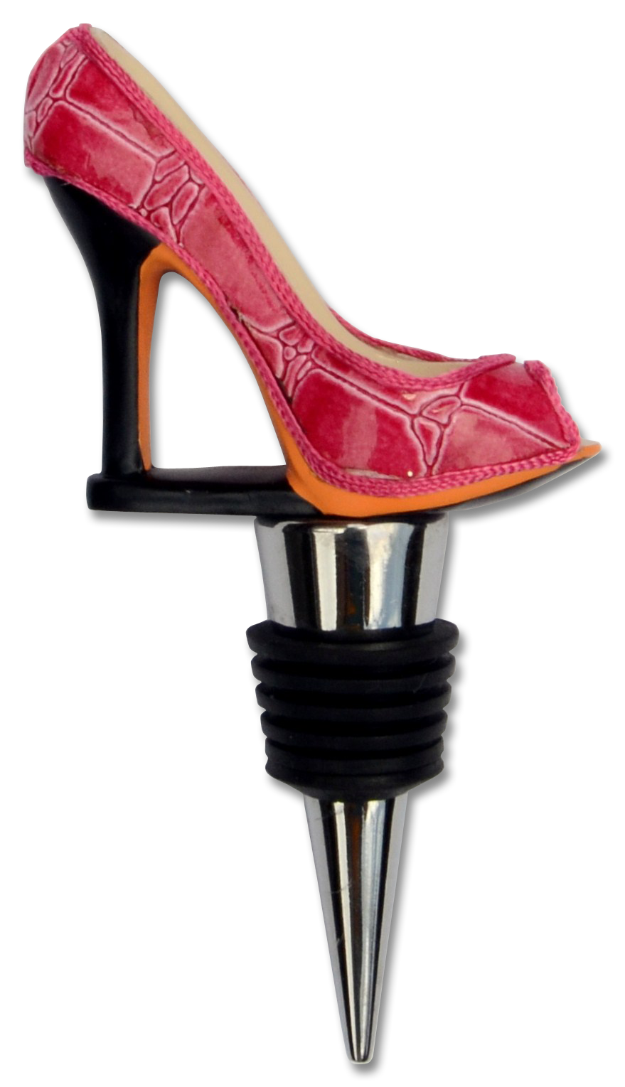 HIGH HEEL WINE STOPPER
