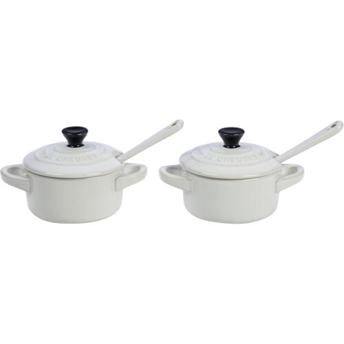 Le Creuset Stoneware Condiment Pot