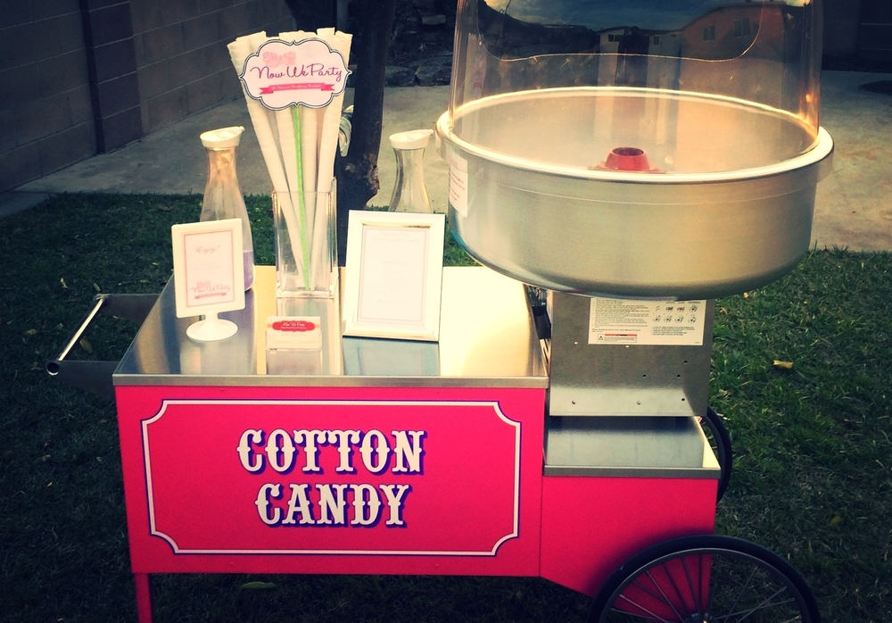 Cotton Candy Catering