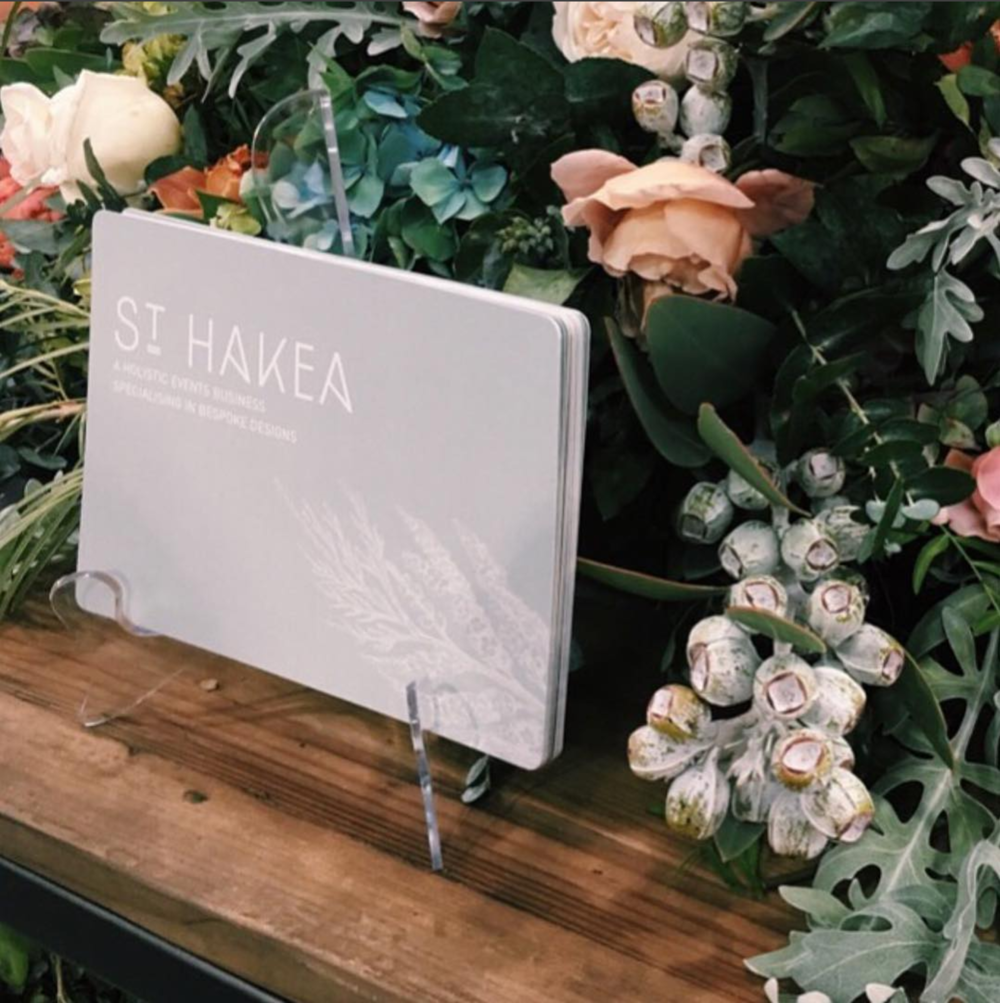 St Hakea EVENT COLLATERAL CASE STUDY COMING SOON >