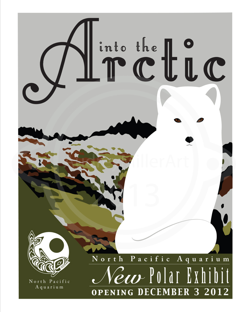 Into the Arctic: Arctic Fox