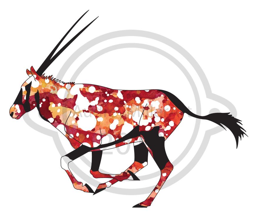 Red Sun Oryx