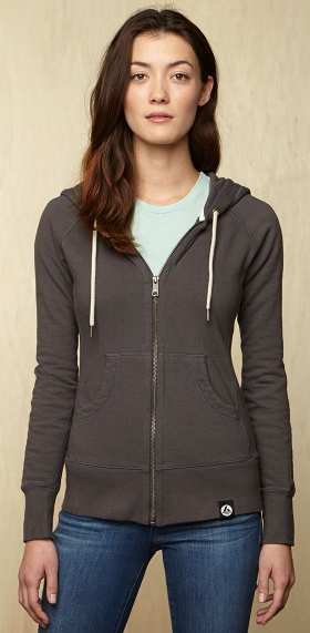 This is one of the hoodies I have. I also have the same one in white.