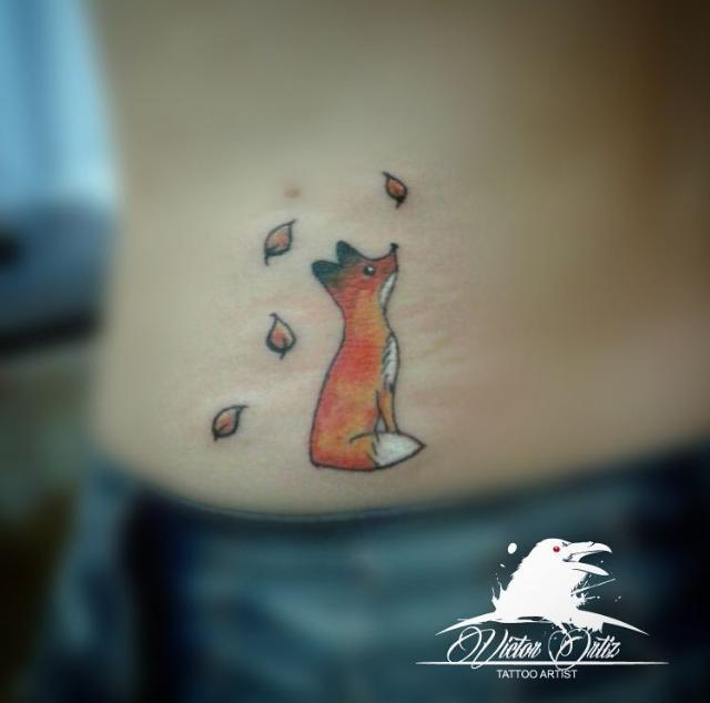 Tattoo Artist - Victor O. - Cartago, Costa Rica