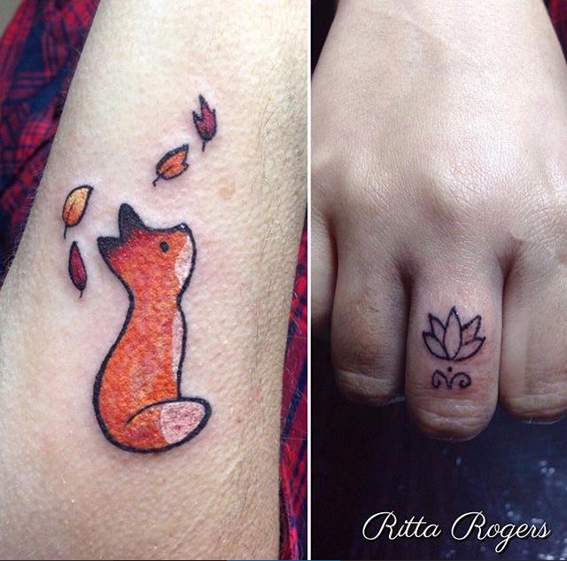 Tattoo Artist - Rita R. - Inktuitive Tattoo Studio - Moita, Portugal