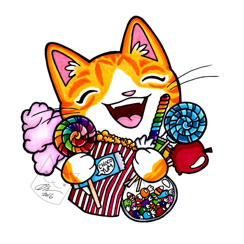"""Candy Kitty"""