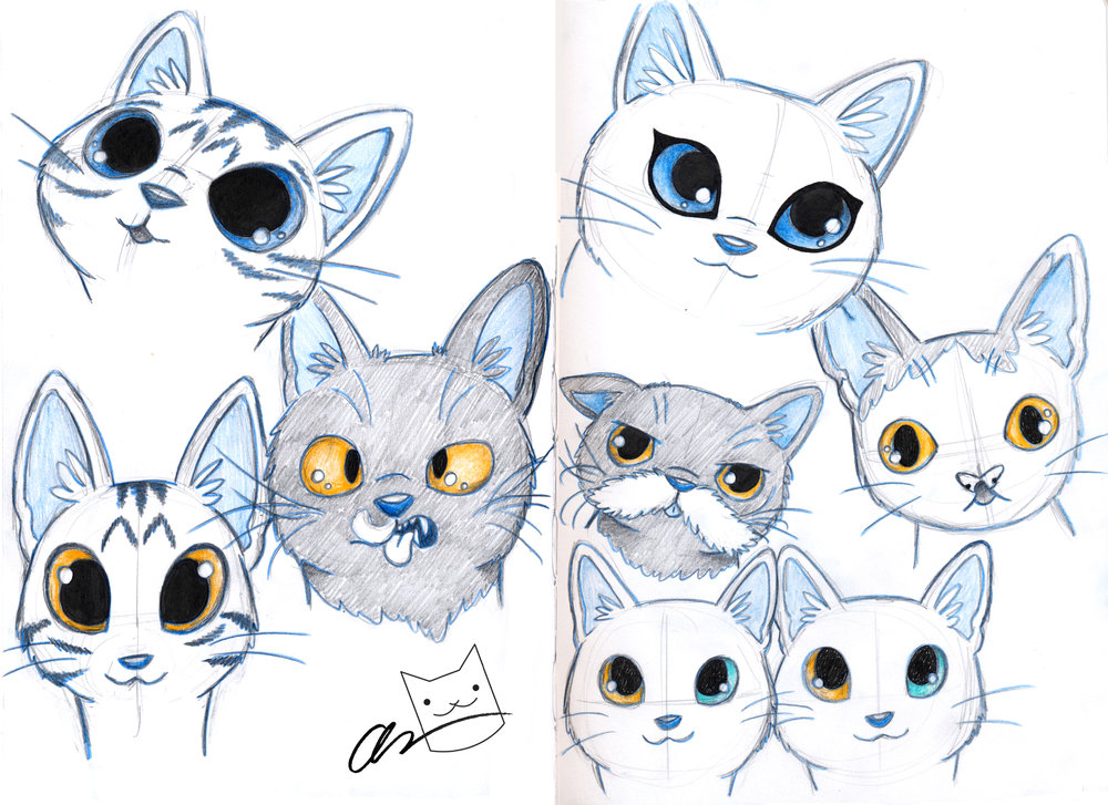 internet cat sketches.jpg