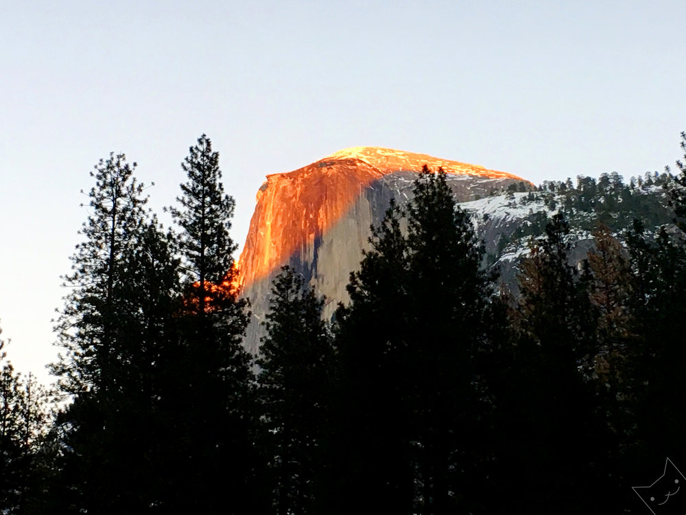Copper Half Dome