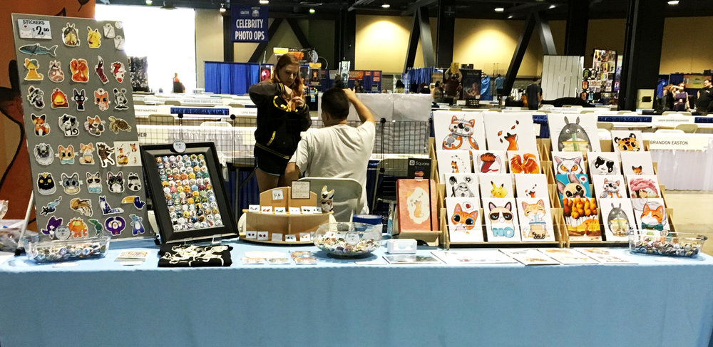 Long Beach Comic Con 2016 - Long Beach Convention Center - Long Beach, CA