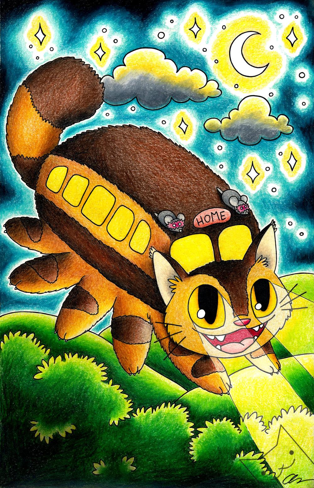 """""""Cat Bus"""""""
