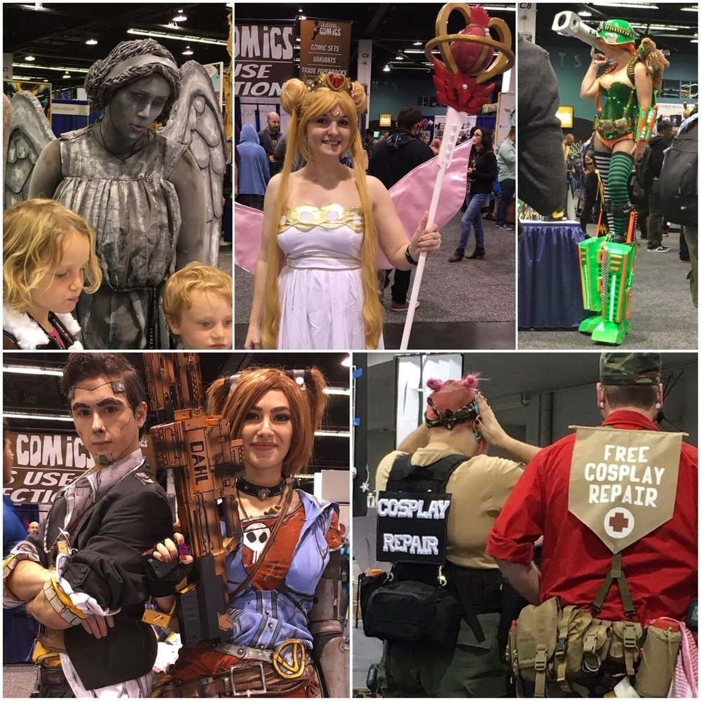 Amazing Cosplayers!