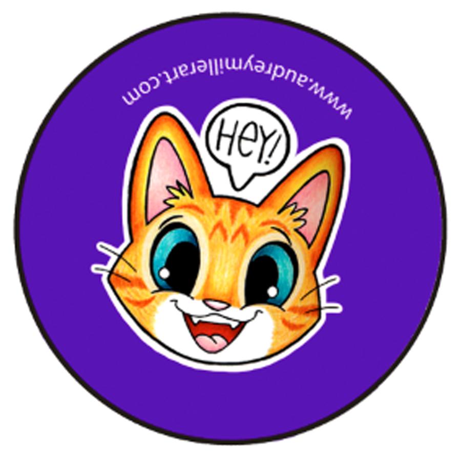 HEY orange tabby kitty button.jpg