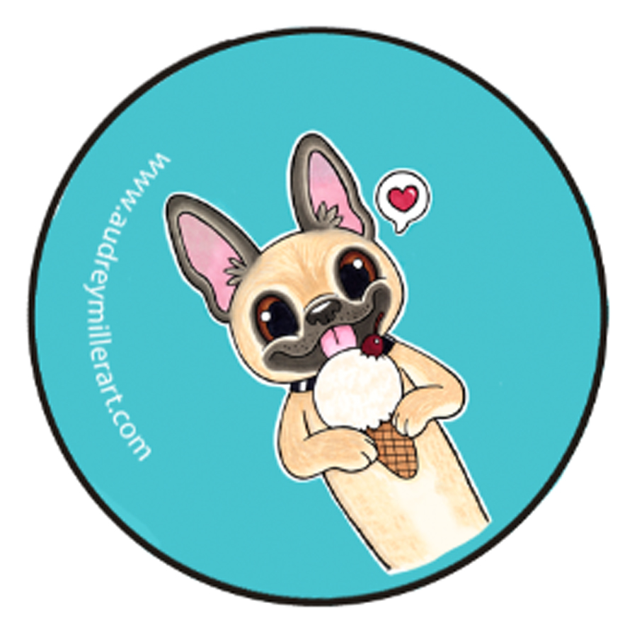 Frenchie Loves Ice Cream Button.jpg