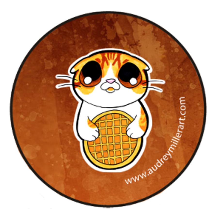 Waffle Kitty Button.jpg