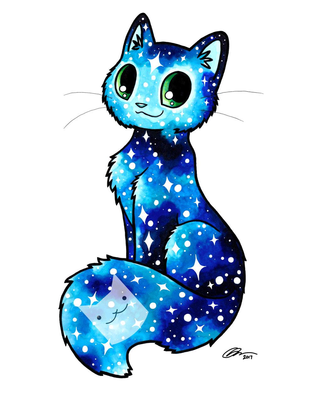 Blue Galazy Cat 8x10.jpg