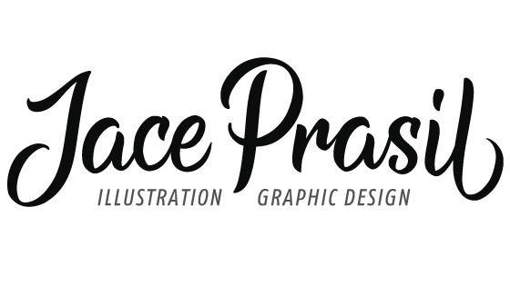 Jace Prasil | Illustration and Graphic Design | Newcastle