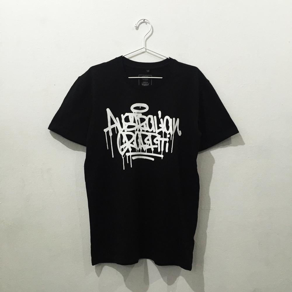 Australian graffiti t shirt scott marsh