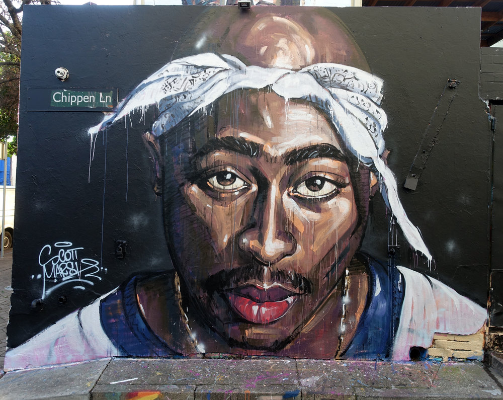 mural scott marsh tupac shakur all eyes on me