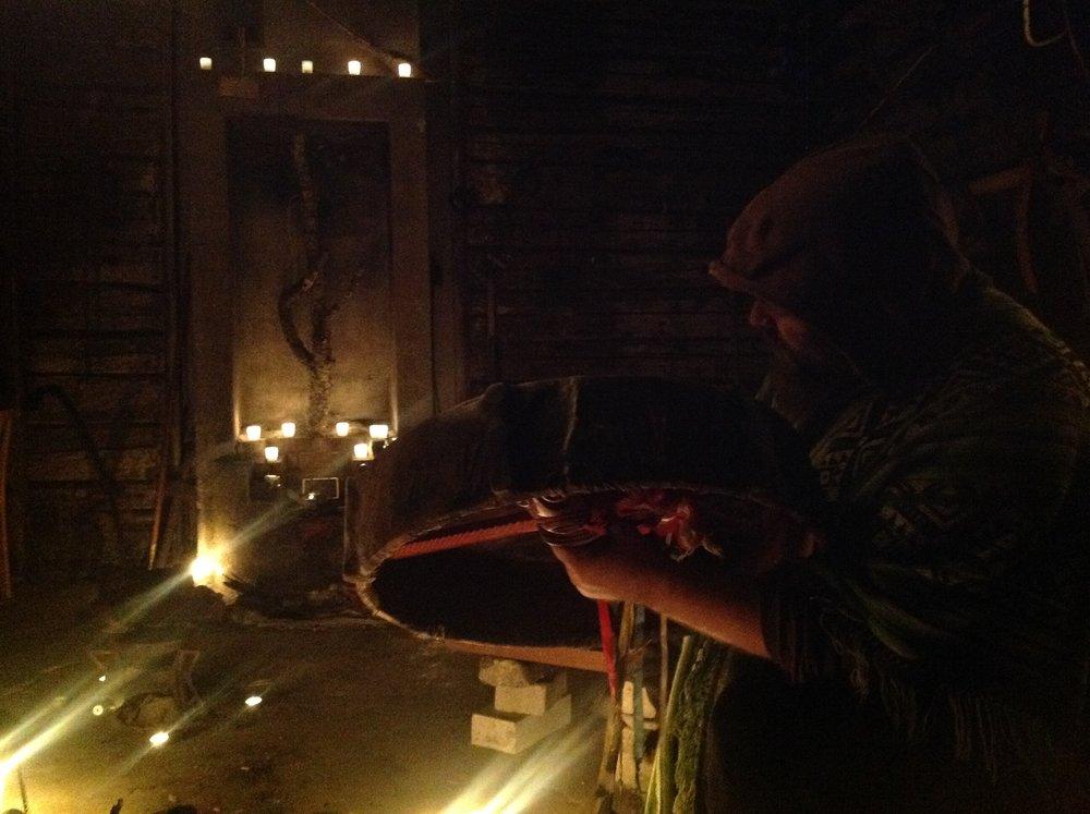 Pääsimme vihdoin kunnolla vihkimään rituaalipajan ja tekemään ensimmäisen kunnon rituaalin Carcosaan. Rituaali oli vahva, ehkä liiankin vahva tällä kertaa.
