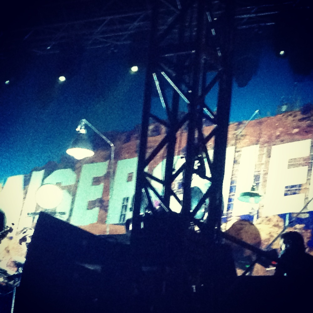 Kaiser Chiefs at Newmarket Nights