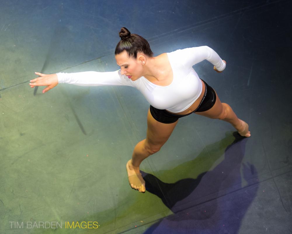 LA Dancer and Spotlight Alumni Leslie Perron
