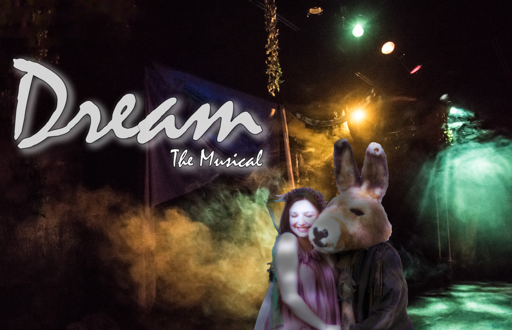 Dream the Musical - Summer 2016 CREATE! production of the New York Stage Originals Musical