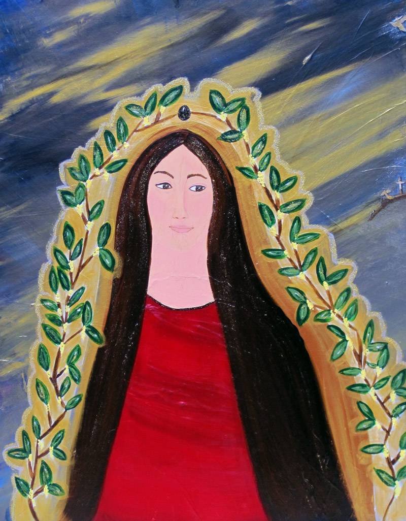 Ave Maria (Private Collection)