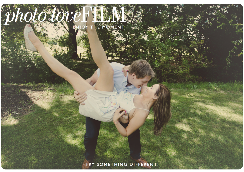 photo loveFILM - A new concept with combined video and photography. Click the image above to view an example.