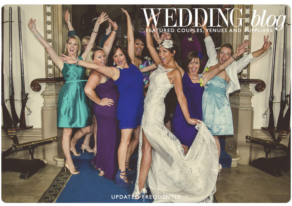 MP's wedding blog featuring his lovely clients and beautiful venues. Click the image above to view the amazing features!