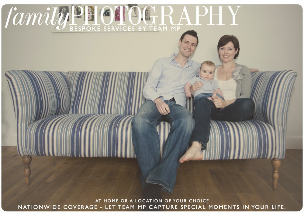 Family session -  click the image above to view additional information.