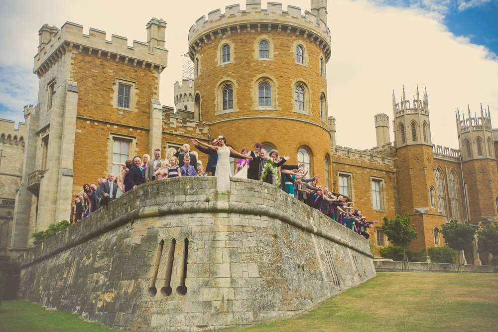 072 Donna and John Wedding Photography at Belvoir Castle www.belvoircastle.com UK by Mark Pugh.JPG