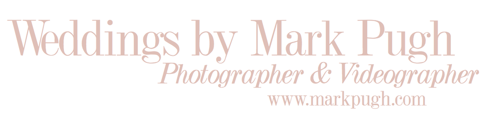 wedding photography and videography by mark pugh www.markpugh.com