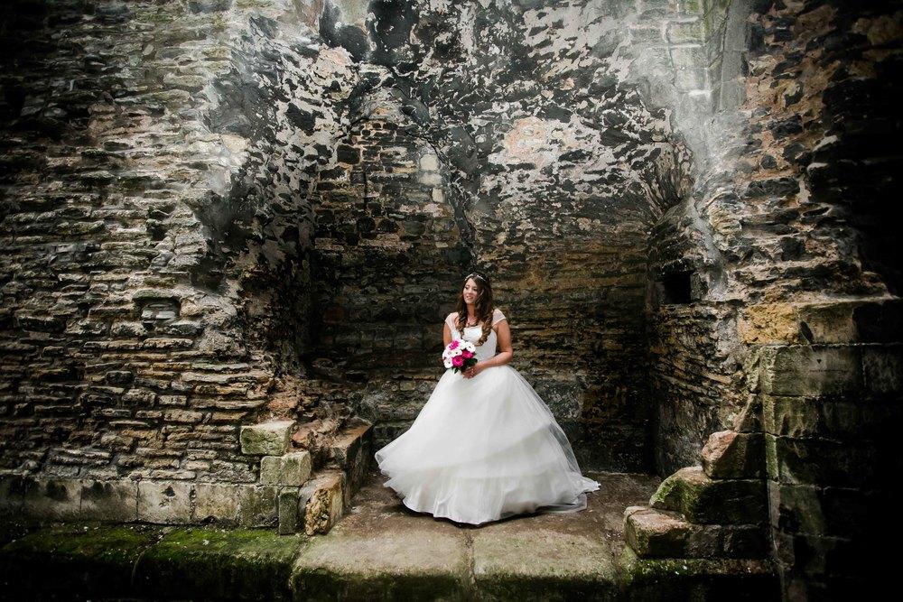 Newark Castle: image by www.markpugh.com