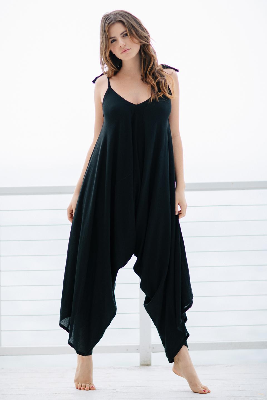 Bali jumpsuit - black