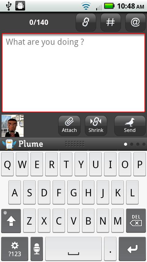 Plume_keyboard