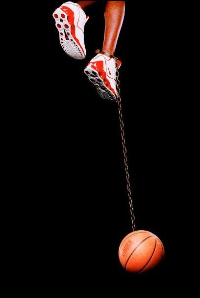 Basketball & Chain HWT