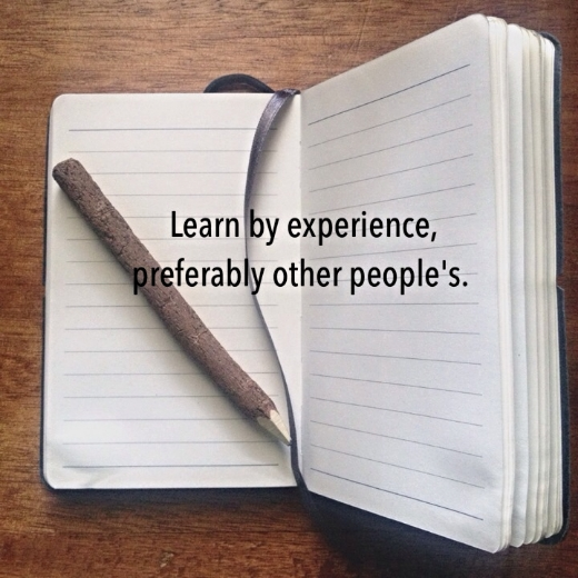 Learn By Experience