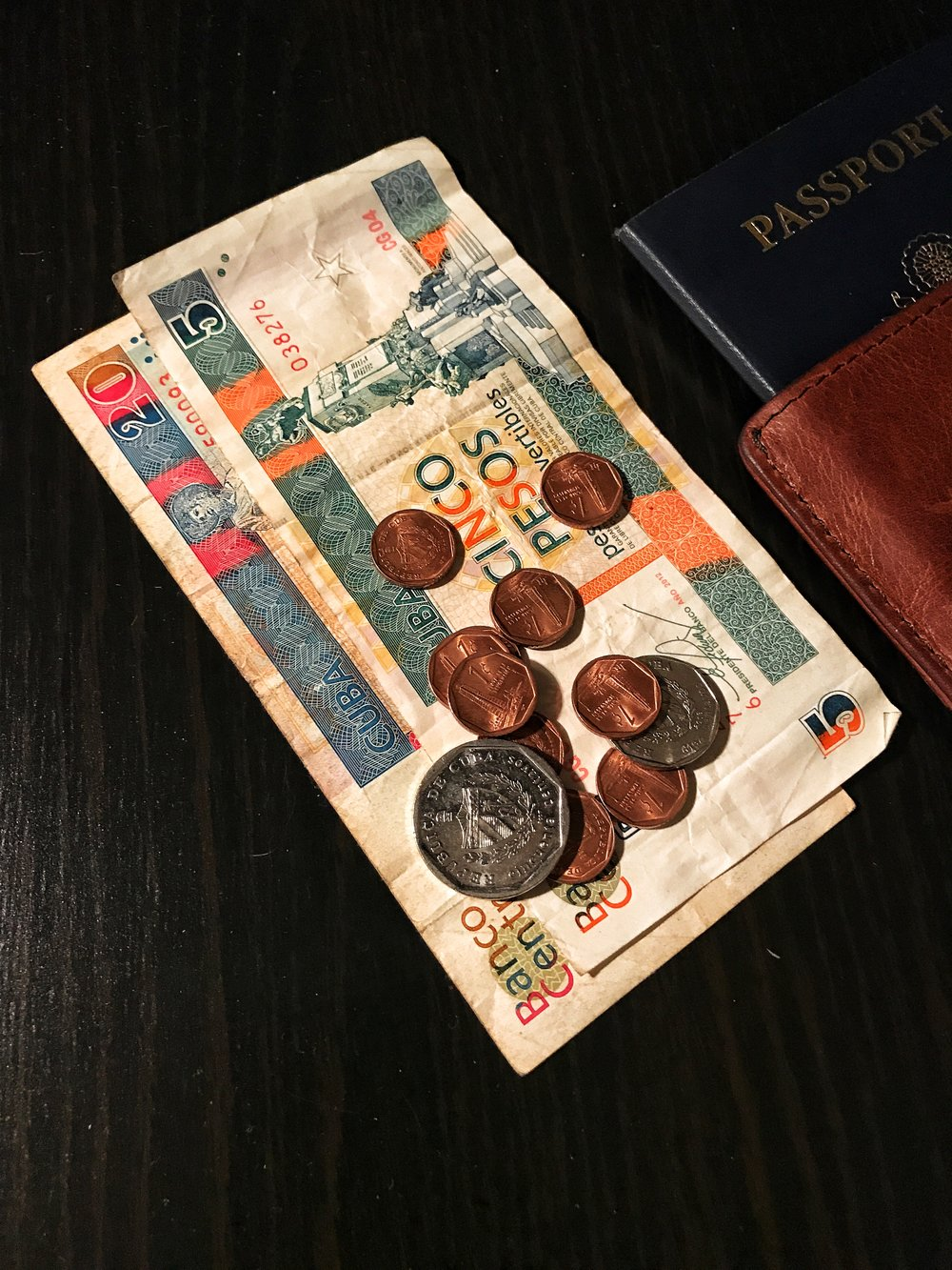 Cuban Convertible Peso, CUC