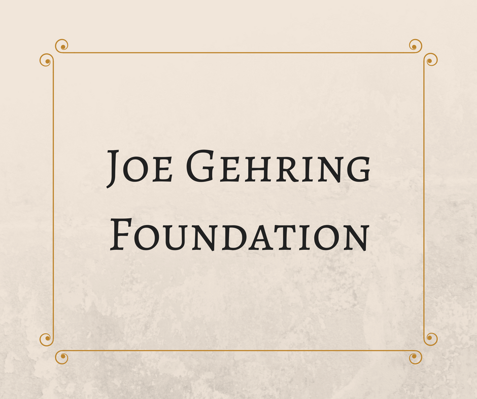 Joe Gehring Foundation