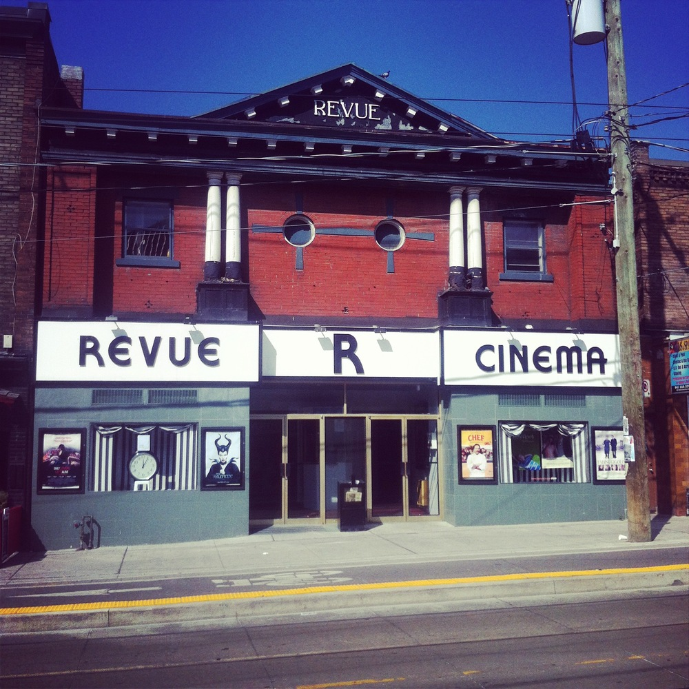 Toronto's best rep cinema, the Revue will be there selling memberships, and it's right around the corner!