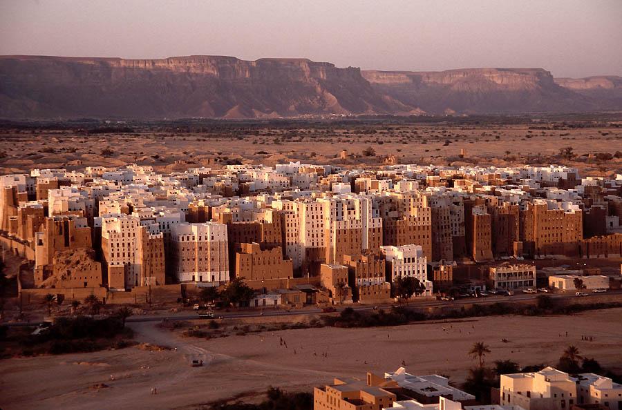 Elmorelian Yemen Hadhramaut Shibam Wadi