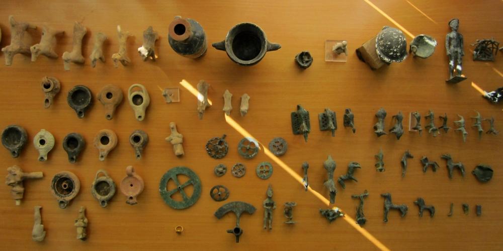 Handling Artifacts