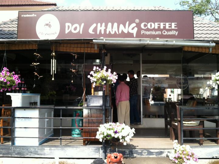 Doi Chaang Coffee goes Beyond Fair Trade.