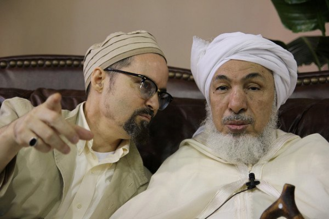 "Hamza Yusuf (left) is an American-born Muslim scholar and co-founder of  Zaytuna College  in Berkeley, CA.     Abdaallah bin Bayyah is an Arab Muslim scholar originally from eastern Mauritania. Bin Bayyah is president of the  Forum for Promoting Peace in Muslim Societies .        Normal   0           false   false   false     EN-US   X-NONE   X-NONE                                                                                                                                                                                                                                                                                                                                                                           /* Style Definitions */  table.MsoNormalTable 	{mso-style-name:""Table Normal""; 	mso-tstyle-rowband-size:0; 	mso-tstyle-colband-size:0; 	mso-style-noshow:yes; 	mso-style-priority:99; 	mso-style-parent:""""; 	mso-padding-alt:0in 5.4pt 0in 5.4pt; 	mso-para-margin-top:0in; 	mso-para-margin-right:0in; 	mso-para-margin-bottom:10.0pt; 	mso-para-margin-left:0in; 	line-height:115%; 	mso-pagination:widow-orphan; 	font-size:11.0pt; 	font-family:""Calibri"",""sans-serif""; 	mso-ascii-font-family:Calibri; 	mso-ascii-theme-font:minor-latin; 	mso-hansi-font-family:Calibri; 	mso-hansi-theme-font:minor-latin;}            Normal   0           false   false   false     EN-US   X-NONE   X-NONE                                                                                                                                                                                                                                                                                                                                                                           /* Style Definitions */  table.MsoNormalTable 	{mso-style-name:""Table Normal""; 	mso-tstyle-rowband-size:0; 	mso-tstyle-colband-size:0; 	mso-style-noshow:yes; 	mso-style-priority:99; 	mso-style-parent:""""; 	mso-padding-alt:0in 5.4pt 0in 5.4pt; 	mso-para-margin-top:0in; 	mso-para-margin-right:0in; 	mso-para-margin-bottom:10.0pt; 	mso-para-margin-left:0in; 	line-height:115%; 	mso-pagination:widow-orphan; 	font-size:11.0pt; 	font-family:""Calibri"",""sans-serif""; 	mso-ascii-font-family:Calibri; 	mso-ascii-theme-font:minor-latin; 	mso-hansi-font-family:Calibri; 	mso-hansi-theme-font:minor-latin;}"